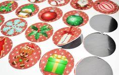 #diseños #papel #azucar #precortados #navidad Fotopastel.com