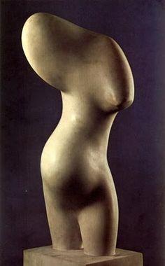 Jean Arp - sculpture