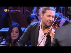"""Spielt Paganini """"Campanella""""- David Garrett, an absolutely stunning piece, What a joy to listen to and to watch of course!"""