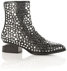 Studded Anouck Boot With Rhodium http://www.shopstyle.com/browse/women/Alexander-Wang-US?pid=uid8721-33958689-52