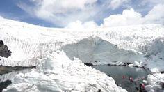 Nevado Pastoruri - Ancash, PERU