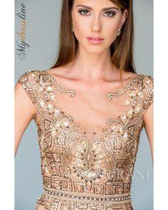 Terani Couture 151GL0425