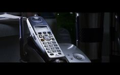 Panasonic telephone - THE DEPARTED (2006) Movie Scene