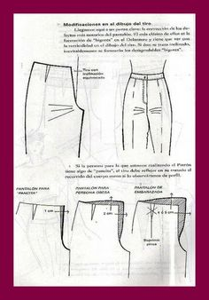 Most up-to-date Pic sewing pants alterations Popular Best Sewing Pants Alterations Trousers Ideas Sewing Patterns Free Home, Dress Sewing Patterns, Clothing Patterns, Techniques Couture, Sewing Techniques, Sewing Clothes Women, Diy Clothes, Sewing Shorts, Sewing Alterations