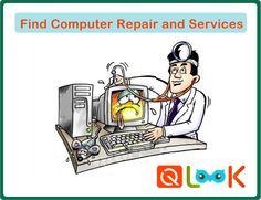 Do you also love your computer because your friends live in it. maintain your great relationship visit http://qlook.bz and find nearest computer repair and services center at #Qlook.