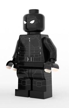 Spider-Man (Stealth-Anzug) - Bradley's room - Lego Lego Spiderman, Amazing Spiderman, Lego Custom Minifigures, Lego Minifigs, Legos, Lego Hacks, Lego Dc Comics, All Lego, Lego Lego