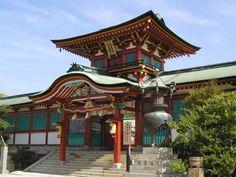 防府天満宮  The Hofutemmangu shrine,Yamaguchi,Japan