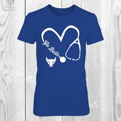 Buffalo Bulls   Heart 3 4   Nurse