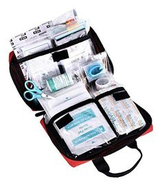 115 piece medical supplies from FDA / CE / iso13854 registered supplier safety has no price tag. Never be caught off guard make sure you have a first aid kit at your fingertips in case of unexpected s...