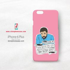 Drake Hotline Blink iPhone 6 6s Plus Cover Case