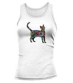 the cat,  le chat ,  katze, t-Shirt  Funny Cat T-shirt, Best Cat T-shirt