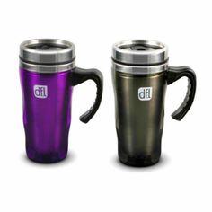 DFL-14oz-Insulated-COFFEE-TRAVEL-MUG-Stainl-Double-Wall-Thermos-Coffee-Mug-2pak