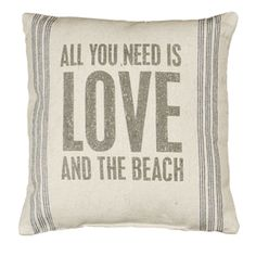 All you need is love & the BEACH!!