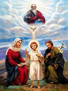 Catholic Religion, Rosary Catholic, Jesus Mary And Joseph, St Joseph, Avatar Wan, Jesus Father, Superman Artwork, Jesus Photo, Wolves And Women