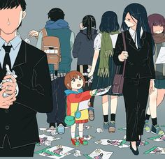 Dark Art Illustrations, Illustration Art, Image Triste, Sun Projects, Sad Drawings, Anime Crying, Vent Art, Sad Anime Girl, Arte Obscura