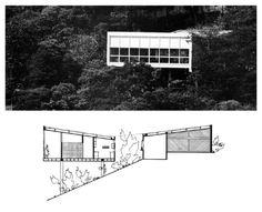 Carmen Portinho House Jacarepaguá, Rio de Janeiro, Brazil; 1950-52  Affonso Eduardo Reidy