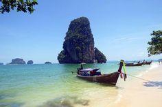 Krabi & Ao Nang: Strände Ohne Frage gehören die Strände rund um Krabi und Ao Nang zu den schönsten in Thailand. Traumhafte Buchten wie zum Beispiel der Phra Nang Beach, der Rai Leh Beach oder der Ao Ton Sai sind in wenigen Minuten mit dem Boot vom Ao Nang Beach zu erreichen. Hinzu kommen tolle Inseln wie beispielsweise Poda Island.