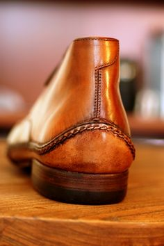 Berluti shoes - a follow up... - TimeOut