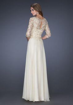 ecc5f2da408 La Femme Evening. Long Bridesmaid DressesProm ...
