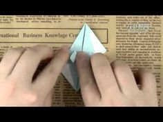 17088 How To Fold Tytorial Lazlo - YouTube
