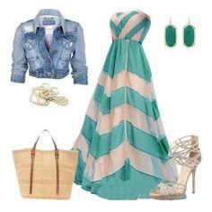 Lovely summer #dress