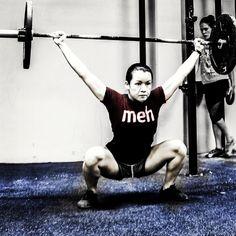 Squat snatch Crossfit Images, Squats, The Row, Gym Equipment, Plant Bed, Squat, Squat Challenge