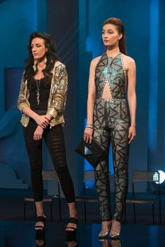 Take a closer look at Designer Kelly's winning look from this week's episode.