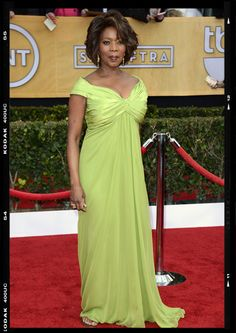 """Alfre Woodard, received a SAG award for """"Outstanding Performance by ..."""