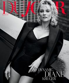 Magazine photos featuring Diane Kruger on the cover. Diane Kruger magazine cover photos, back issues and newstand editions. Diane Kruger Bikini, Mighty Girl, Alfred Stieglitz, Kendall Jenner Outfits, Tokyo Fashion, Blonde Beauty, Culture, Celebs, Celebrities