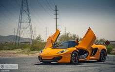 https://flic.kr/p/e6Briq | McLaren Mp4-12C | For Scottsdale Luxury Motorcars: www.sluxury.com