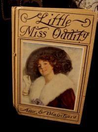Old Book Little Miss Oddity c. 1902