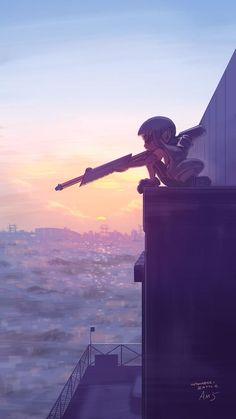 Splatoon sniper