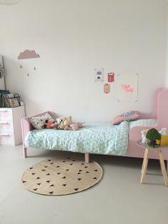 Ikea busunge bed, ferm living