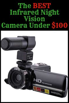 Now you can take high quality photos and videos at night! Comes with a built-in Mic for incredible sound too! Amazingly the camera costs less than $100! #cameras #night-vision #photography #photos #nighttime #pictures #nightshots #infrared #nightvision #videocameras #digitalcameras #highdef #HDcameras #nightcameras #picturesatnight #nighttimephotography #photos #best #ad Night Time Photography, Vision Photography, Photography Photos, Top Tech Gifts, Gifts For Techies, Technology Gifts, Camcorder, Night Vision, Digital Camera