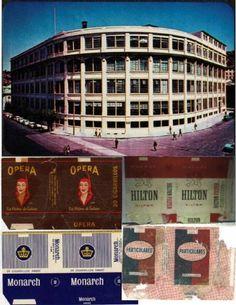 Compañía Chilena de Tabacos (Fundada el año 1909)  --  Pinceladaspuerto-fotolog