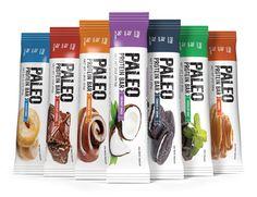 Paleo Protein Bars, Whey Protein, Paleo Bars, Pure Protein, Protein Cookies, High Protein, Grain Free, Dairy Free, Gluten Free