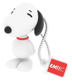 I'm learning all about Dexxxon Digital Storage Inc. Emtec Snoopy USB Flash Drive - White at Usb Drive, Usb Flash Drive, Game Of Thrones, Computer Shop, College Gifts, Rubber Material, Portable Charger, Cool Things To Buy, Stuff To Buy