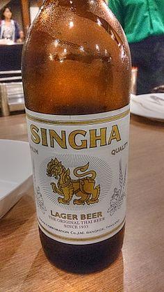 SINGHA Beer , Thailand - info about Thailand and Koh Samui: http://islandinfokohsamui.com/