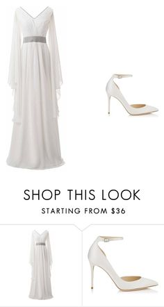 """Untitled #421"" by ootori5sos on Polyvore featuring Jimmy Choo"