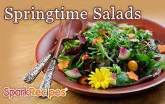 12 healthy, spring salad recipes