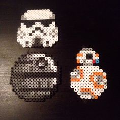 Star Wars perler beads by realrecognizeleal
