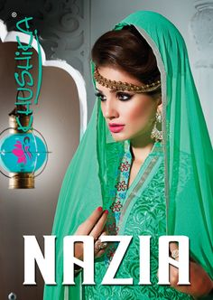 Designer Lehenga Suit Collection Nazia. To view full collection visit www.talrejas.com