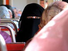 Islam Niqab Woman In