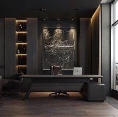 Law Office Design, Modern Office Design, Office Furniture Design, Office Interior Design, Office Interiors, Home Interior, Luxury Furniture, Loft Interiors, Dream Home Design