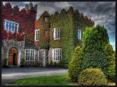 Waterford Castle   Beautiful stay here and to visit the Waterford factory.