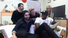 Pentatonix Google Hangout For those who missed it/want to watch it 20 times!!!!!