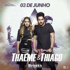 Thaeme & Thiago sexta na Brooks SP. Pra saber mais, acesse o Site: www.baladassp.com.br/ Infos no Whats: 951674133