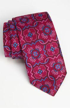 Brad's tie, Robert Talbott Woven Silk Tie