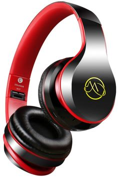 SOL REPUBLIC TRACKS AIR wireless headphones aptX corresponding Vivid Red F//S NEW