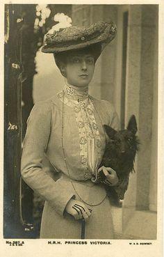 Prinzessin Viktoria von England, Tochter von König Edward VII. von England   Flickr - Photo Sharing!